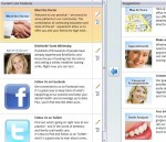 Dental Website Home Page Features
